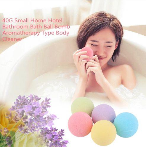 bombe de bain