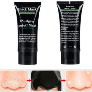 masque noir peel off