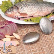 odeur poisson oignon ail