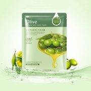 masque facial huile d olive