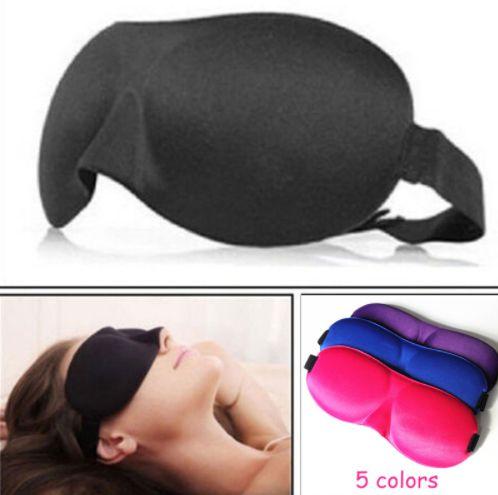 masque sommeil pour les yeux pour dormir la nuit. Black Bedroom Furniture Sets. Home Design Ideas