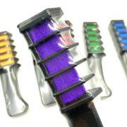 peigne colorant violet