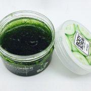 exfoliant concombre