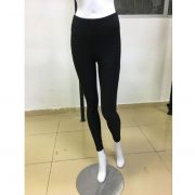legging anti cellulite noir