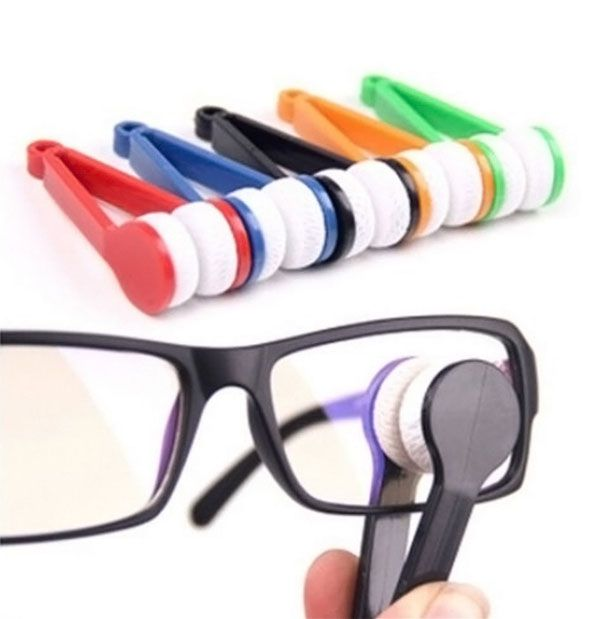 Nettoyeur lunette microfibre